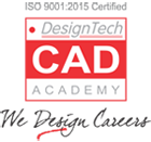 Logo of DesignTech CAD Training Academy